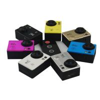 China x4 digital zoom WiFi Action Camera with 170° HD wide - angle fish - eye lens wholesale