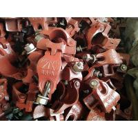 China Hot Sale Cast Iron Scaffolding swivel fixed coupler for construction on sale