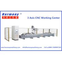 China curtain wall processing machine Axis CNC Working Center wholesale