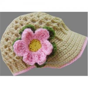 China Crochet Cap,Crochet Hat wholesale