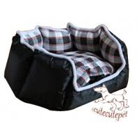 China Black mat for dogs, with polyester material. wholesale
