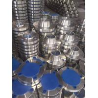 Class Pn20  Pn420  Slip On Pipe Flanges , Stainless Steel Threaded Pipe Flange