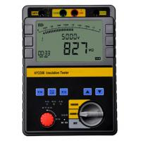 China absoption ratio function Insulation Tester HY2306 wholesale