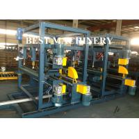 China Z Lock EPS Sandwich Panel Production Line Line Light Weight Chain Driven System wholesale