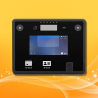 China Eye Scanning Biometric Time Attendance System With 1.2G Dual Core CPU wholesale