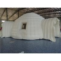 China Outside Activity Inflatable Event Tent Quick Assembly Emergency wholesale