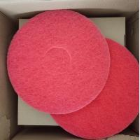 China Commercial Floor Scrubber Machine Parts Cleaning Pads For Polishing / Washing wholesale