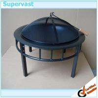 China Portable Folding Fire Pits Patio Furniture Accessories , Backyard Fire Pits on sale
