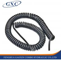 China PUC1208-10 Polyurethane Material Flexible Telescopic Spring Coil Tube With Good Elasticity wholesale