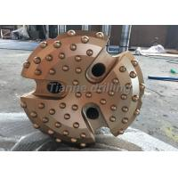 China Carbides Rock Boring BitsFor DTH Drill Rig , Reliable Rock Drilling Tools wholesale