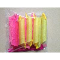 Buy cheap Colorful Magic Rollers Spiral Hair Curlers 400mm 550mm Length from wholesalers