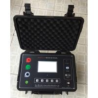 Buy cheap Light Digital Insulation Resistance Tester , 10KV Insulation Resistance Test Instrument from wholesalers