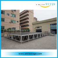 Buy cheap Professional lighting aluminum alloy outdoor concert stage from wholesalers