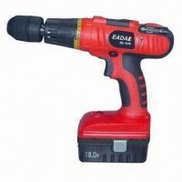 China Cordless Hammer Drill with 14.4/18V Li-ion or 14.4/18V Ni-Cd/N-iMH, ower Indicator on Battery Pack wholesale