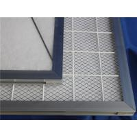 Quality Stainless Steel Frame Washable Metal Mesh Pre Filter Material EN779 Certificated for sale