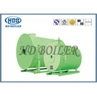 China Fuel Saving Industrial Thermic Fluid Boiler / Waste Wood Hot Oil Boiler System wholesale