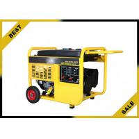 China 8KW Open Type Electric Start Petrol Generator Set Air Cooled 3600 Rpm Speed wholesale