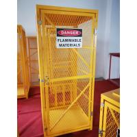 China 8 Cylinder Protection Gas Cabinet for Gas Cylinder Safety cabinet cage wholesale