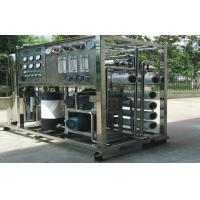 Quality Single Level Portable Seawater Desalination Equipment 0.1 - 0.3m3/h For Water for sale