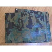 China camouflage camping ground sheet,Weather Protection Tarp Cover wholesale