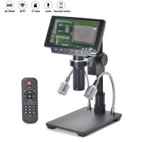 China USB Electronic Microscope Magnifier with LED For Phone Soldering wholesale