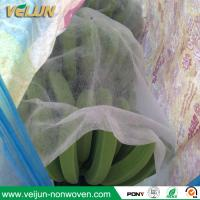 Buy cheap Banana protection bag, nonwoven bags, nonwoven fruit bags, UV protection bag, high quality nonwoven bag from wholesalers