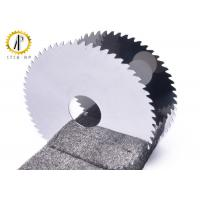 China Sharpening Tungsten Carbide Circular Saw Blades , Metal Cutting Circular Saw Blade wholesale