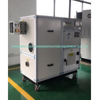 China Rotary Wheel Industrial Desiccant Dehumidifier wholesale