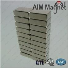 China Rectangle Block neodymium of magnets permanent Ndfeb Magnet wholesale