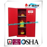Quality Explosion Proof Chemical Safety Storage Cabinets 45 Gallon For Industry Paint And Inks for sale