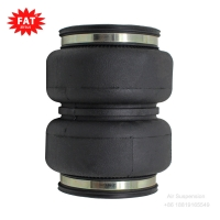 China 180mm Double Convolution Air Spring 2B6-839 2F6X2 wholesale