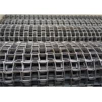 China Steady Running Wire Mesh Conveyor Belt Light Weight For Drying Line wholesale