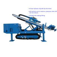 China Φ150~Φ250 Hydraulic Impact  80~100 m   Top Drive Anchor Drilling Rig wholesale