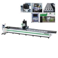 China Automatic Sheet Metal Cutting Machine CNC Router For Aluminum Working CNC Center Machine With Taiwan TBI Ball Screw wholesale