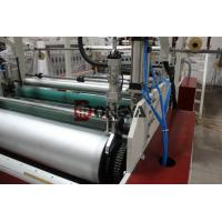 Quality Vinot Double Layer Co-Extrusion Stretch Film Machine with Entire Frequency Conversion For Supermarket Packing mm SLW-100 for sale