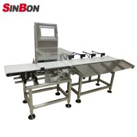 China Multistage Weight Sorting Machine  electronic belt scale conveyor wholesale