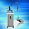 China Square Scanner Co2 Fractional Laser Stretch Marks Removal / Skin Rejuvenation wholesale