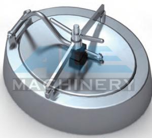 Quality Sanitary Grade Square Manhole cover Tank Manway Mandoor for sale