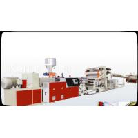 China PVC Wood Door Plastic Board Production Line /  Board Production Line wholesale