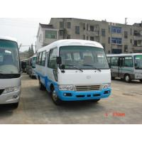 China 7M Coaster Mini Bus Air Brake With EURO II Isuzu Technology, Hydraulic Clutch wholesale