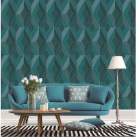 Buy cheap PVC Material 3D Effect Wallpaper For Walls In Hotel Nightclub Decoration from wholesalers