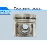 China 4JG1 Isuzu Piston 8972206040 For Excavator Bright Surface Alfin Frist Ring Groove wholesale
