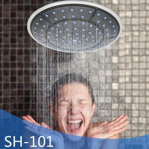 China Fixed Overhead Rainfall Shower Head / Rainwater Shower Head CUPC Certification wholesale