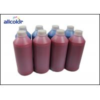 China Digital Printing Water Based Printing Ink For Epson HP Printers CMYK wholesale