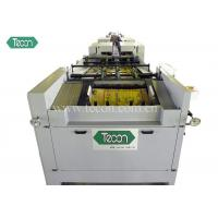 China High Speed Paper Bag Manufacturing Machine Bottom Pasting For Karft Bag on sale
