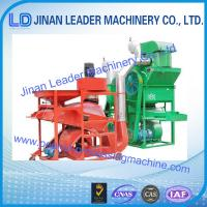 China high capacity 2000/3000/4000KG/H peanut shelling production line be stoner destoner, wind wholesale