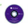 China Win 10 Pro Windows OEM Software English Polish Janpanese French Italian Korean wholesale