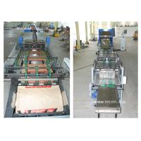 Quality Sheet-Feeding Production Fully Automatic Paper Bag Making Machine 30kw for sale
