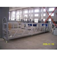 China 7.5M Aerial Rope Suspended Window Cleaning Platform ZLP800 with Steel Rope wholesale