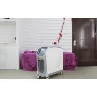 China Yag Laser Tattoo Removal Machine 2000mj Energy , Pedal Control 83*32*83cm wholesale